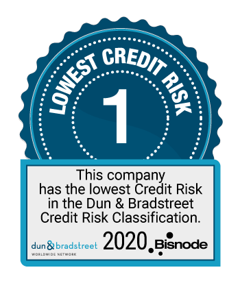 Lowest Credit Risk: Rakennusteini Oy